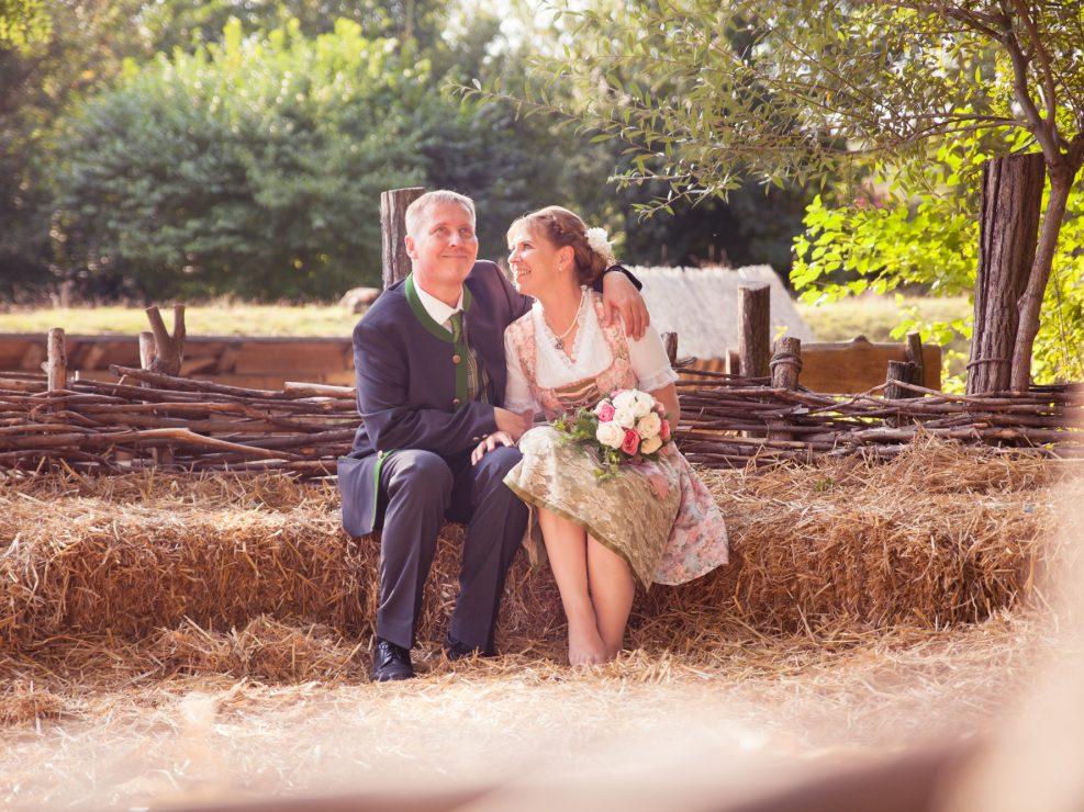 Hochzeit von Michi & Franz - Schloss Orth an der Donau